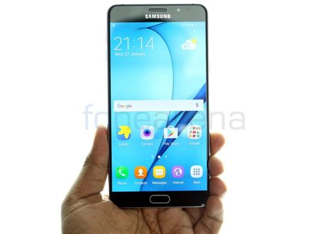 Samsung A9 Pro samsung galaxy a9 pro unboxing