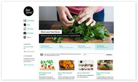 web layout best 20 best responsive web design exles of 2012 blog social