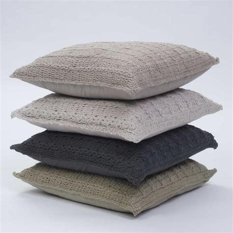 with cusion crochet cushion putty pr home