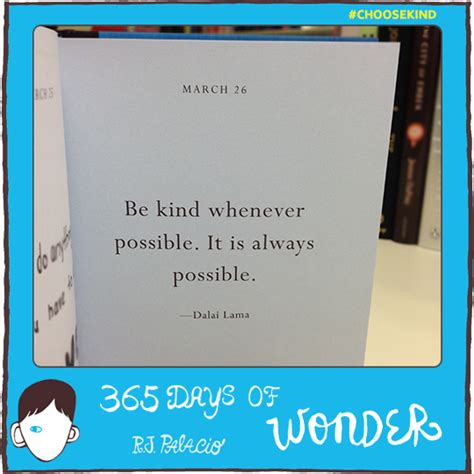 365 days of wonder 365 days of wonder quotes quotesgram