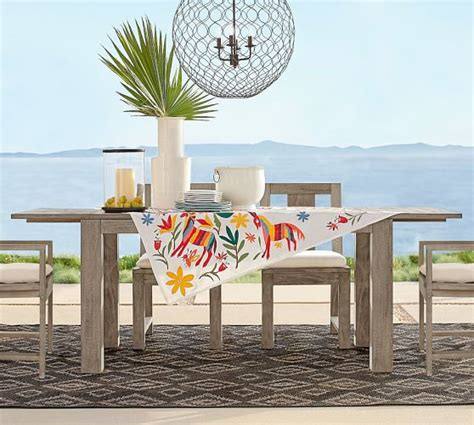 pottery barn dining tables sale pottery barn outdoor furniture sale save 30 on chaise
