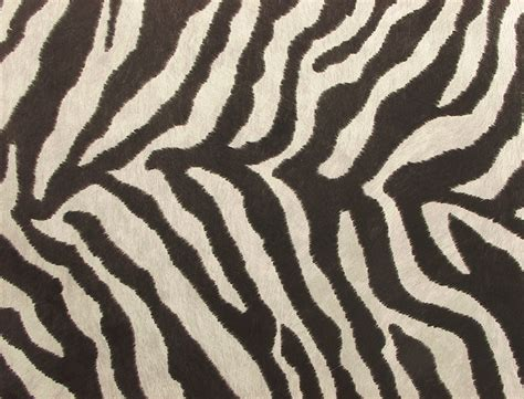 zebra upholstery fabric zebra fabric by the yard