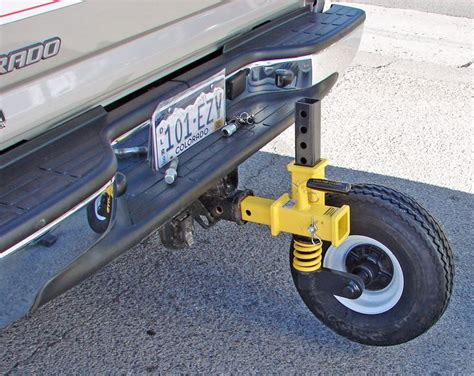 Galerry 5th wheel tow dolly