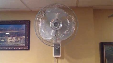 air king wall fan air king 16 quot wall fan old style youtube