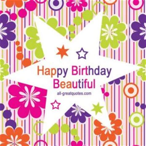 happy birthday beautiful friends family and loved one