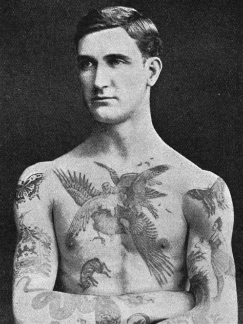 sutherland macdonald britain s first professional tattoo