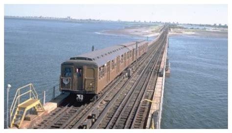 rockaway  trains  subways