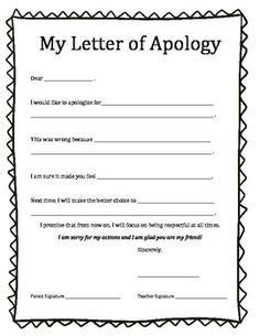 Apology Letter To By Student getting to student and the o jays on