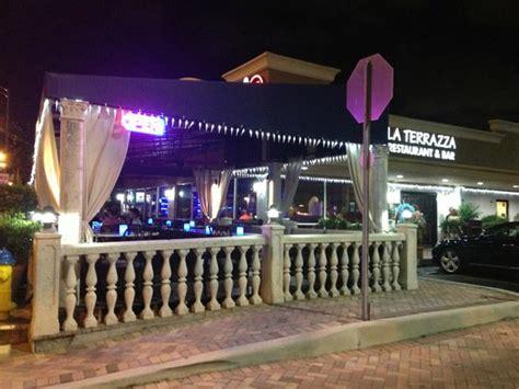 la terrazza menu la terrazza isles menu prices restaurant