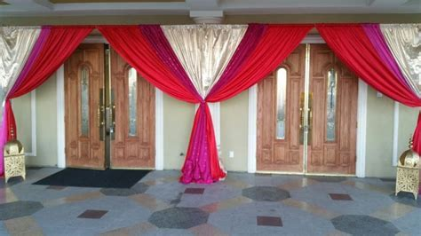 San Jose Punjabi Sikh Wedding Gurdwara Decor [ Indian