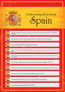 10 interesting facts about spain visual ly
