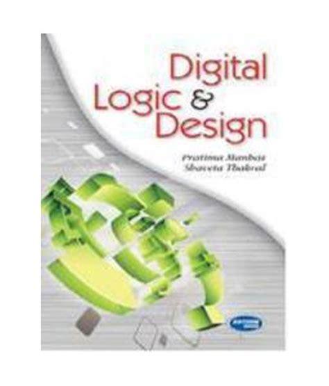 digital logic design buy digital logic design