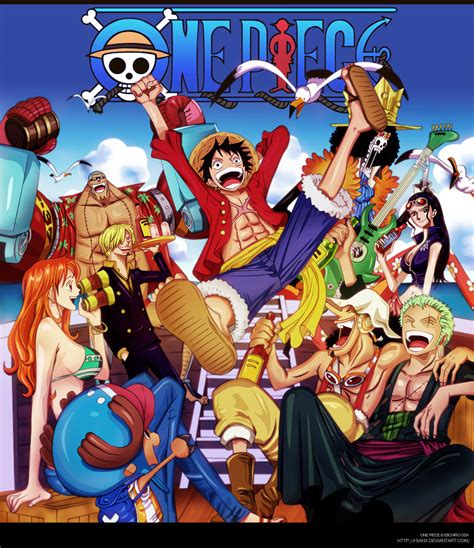 One Piece cover 61 by i SANx on DeviantArt