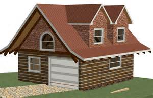Garage With Apartment Above Floor Plans Log Garage Kits With Loft Log Cabin Garage Apartment Kit