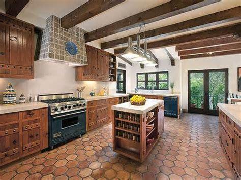 hacienda kitchen design kitchen stunning kitchen cabinets in spanish style