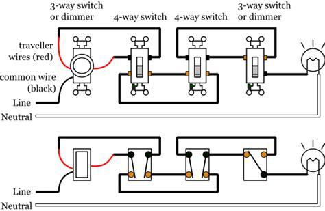 Leviton Decora 4 Way Switch Diagram