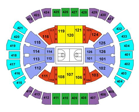 Seating At Toyota Center Toyota Center Tickets Toyota Center Houston Tickets