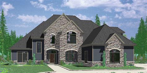 Ranch House Plans With Walkout Basement Big Kitchen House Plans Great Large Gourmet Home Kitchens