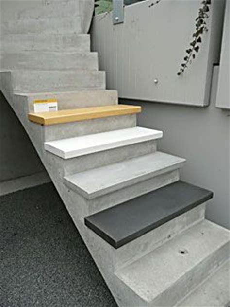 treppenstufen beton innen die besten 25 ideen zu treppenstufen auf