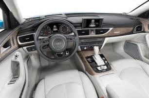 2016 audi a6 european spec interior photo 4