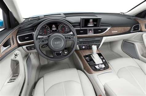 Audi A6 Interior At by 2016 Audi A6 European Spec Interior Photo 4