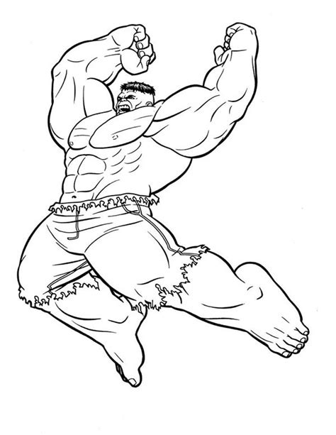 free coloring pages hulk smash hulk smash coloring pages