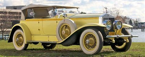 yellow rolls royce great gatsby the cars of the great gatsby the daily drive