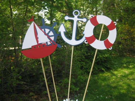 Nautical Decorations Uk by Nautical Table Centerpiece Nautical Baby Shower Decorations