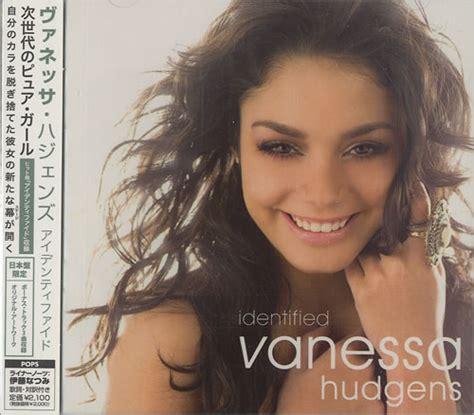 vanessa hudgens identified vanessa hudgens identified japan promo cd album avcw 13097