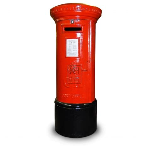 Royal Mail Address Search Postboxes Phoneboxes And Parking Meters Prop Hire 187 Royal Mail Postbox Keeley Hire