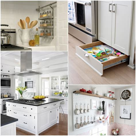 10 lovely efficient one wall kitchens kitchn 10 efficient ideas to use every inch of space in your