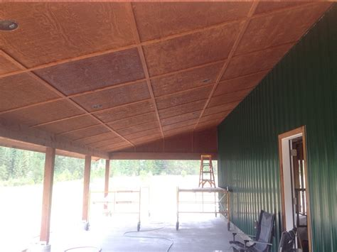 Rough Sawn Porch Ceiling Scott Herndon Homes General