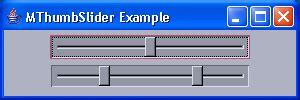 java swing slider slider 171 swing components 171 java