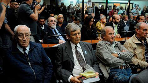 cadenas perpetuas en argentina argentina la justicia argentina condena a los