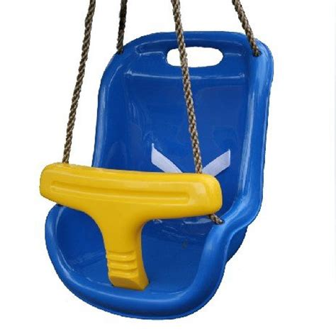 baby swing blue free shipping blue baby swing swing set strong plastic