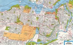 ottawa ontario tourist map ottawa mappery