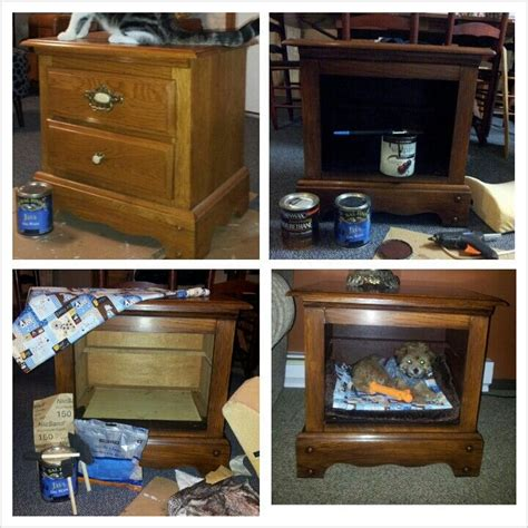 dog bed nightstand best 10 dog table ideas on pinterest stone painting