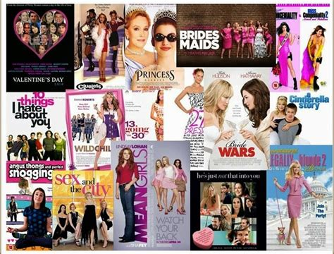 rekomendasi film chick flicks chick flicks timeline timetoast timelines