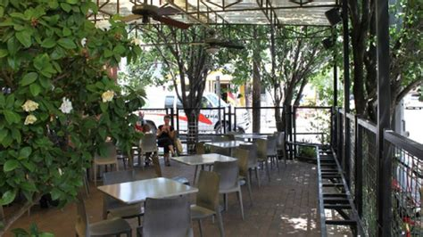 coffee shops to enjoy patio weather in houston eater houston