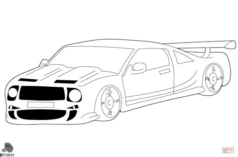 cars red coloring pages coloriage voiture de course coloriages 224 imprimer gratuits