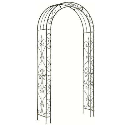 Metal Wedding Arch Uk by Garden Arches Metal Garden Arches