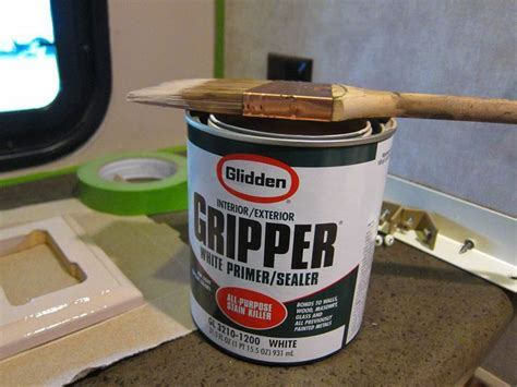 gripper primer kitchen cabinets 17 best ideas about trailer remodel 2017 on pinterest