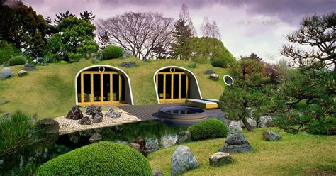 real life hobbit houses   theyre straight
