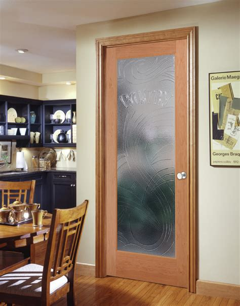 interior pantry doors with glass cast pantry decorative glass interior door kitchen