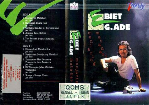 download mp3 ebiet g ade full album ebiet g ade menjaring matahari 1987 koleksi musik