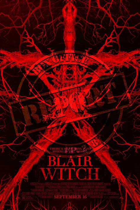 Blair Witch Box Office by Tom O Keefe Reel Spoilers