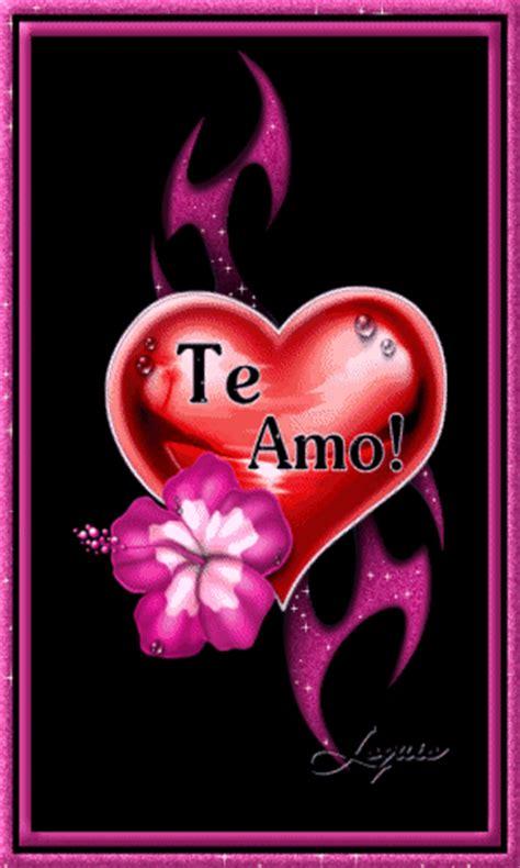 imagenes te amo flor coraz 243 n con flor y te amo s 243 lo imagenes de amor