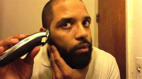 how to give yourself a haircut how to give yourself a ceasar haircut with beard trim