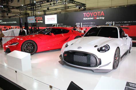 2019 Toyota S Fr by Toyota S Fr Concept Supramkv 2018 2019 New Toyota