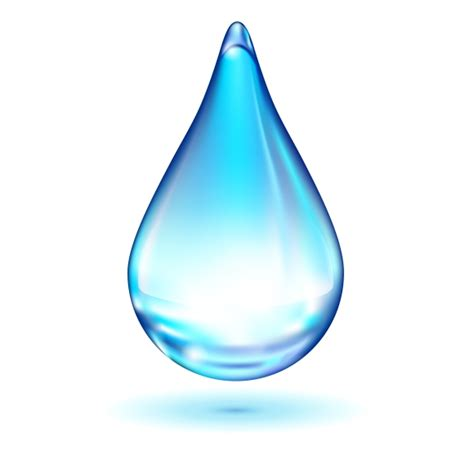 vector water drop graphics  creative market